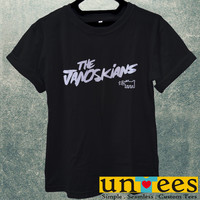 The Janoskians Logo Men T Shirt