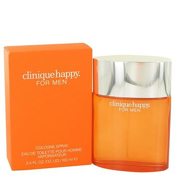 Happy Cologne Spray By Clinique For Men