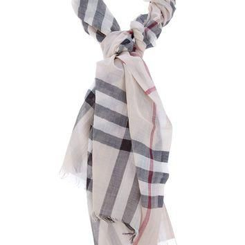 Burberry London 'House' Check Scarf