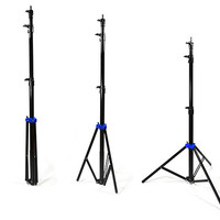 Savage Drop Stand® Easy Set Light Stand