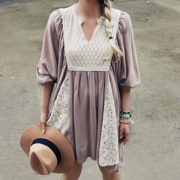 Scotia Lace Dress