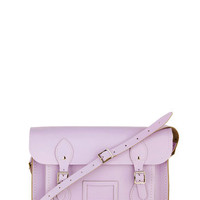Cambridge Satchel Upwardly Mobile Satchel in Lilac - 13"