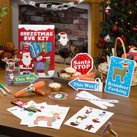 Christmas Craft - Christmas Eve Kit fun for the kids have a special Christmas eve with your children