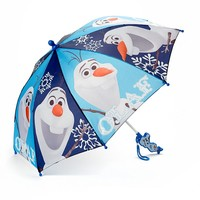 Disney Frozen Olaf Umbrella (Blue)