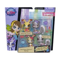Sweet Shoppe Afternoon Littlest Pet Shop Pet Pair