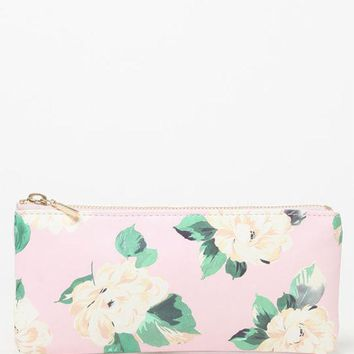 ONETOW Ban.do Floral Pencil Pouch at PacSun.com