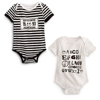 Disney Jack Skellington Coverall Set for Baby -- 2-Pc. | Disney Store
