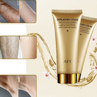1pcs Potent Hair Removal Cream Powerful Depilatory Cream for Men Women Painless Lasting Smoothness Body Care Wax Depilation