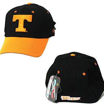 New NCAA Tennessee Volunteers One Fit Cap Hat