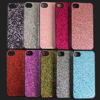 Shinning Flickering Hard Back Case Cover Skin for Iphone4 Iphone4S