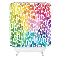 Garima Dhawan Rain 11 Shower Curtain