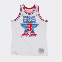 Mitchell & Ness Patrick Ewing 1991 Authentic Jersey NBA All-Star in White