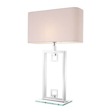 Open Rectangle Table Lamp | Eichholtz Guluna