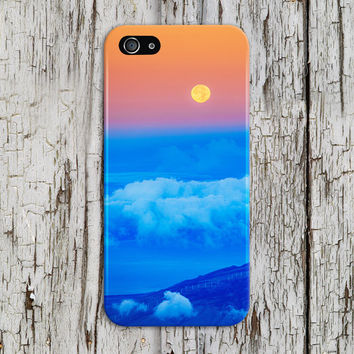 Ocean Sunset x Cliffside Phone Case, iPhone 6, iPhone 6 Plus, Rubber iPhone Case, Galaxy S7 Samsung Galaxy Case Note 5 Nature CASE ESCAPE