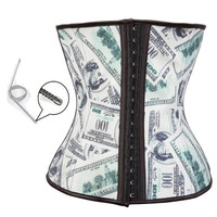 Waist Shaper Sexy Body Latex Slim Corset [4965295236]