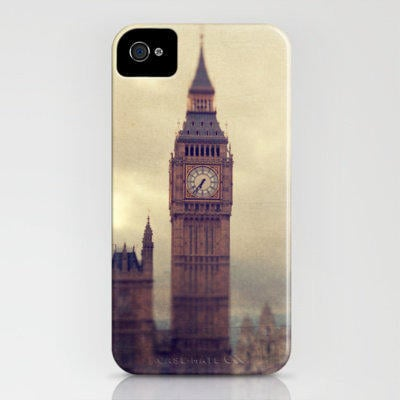 London iPhone Case by Violet D'Art | Society6