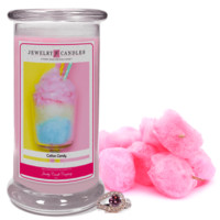 Cotton Candy Jewelry Candles