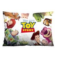 TOY STORY DISNEY Pillow Case Cover Recta