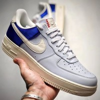Trendsetter Nike Air Force 1 Low Satin Women Men Fashion Casual Old Skool Shoes