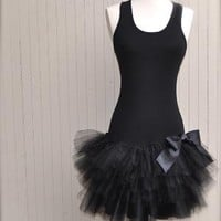 Ballerina Chic Racerback Tutu Dress Pret a porter by TutusChic