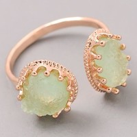 Dual Ended Druzy Stone Ring