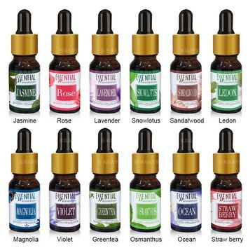 10mL Aromatherapy Essential Oils- Choose from 10 Scents