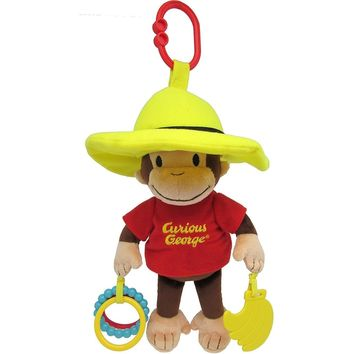 Kids Preferred Curious George Pull-down Activity Toy