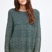 BDG Acid Wash Jumper - Urban Outfitters