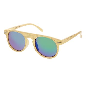 Jeepers Peepers Sun Round Sunglasses