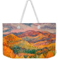 Fall Rush Weekender Tote Bag for Sale by Kendall Kessler
