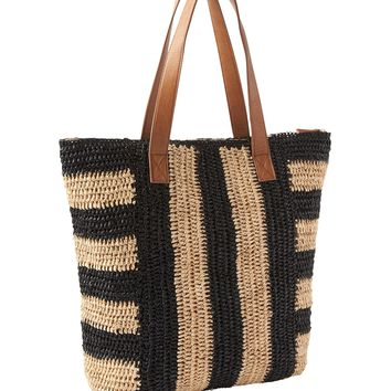 Straw Tote | Athleta