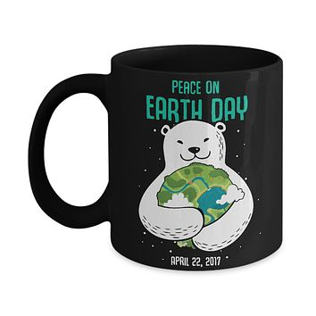Peace On Earth Day 2017 Mug