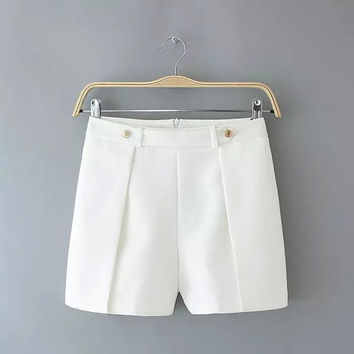 Women's Fashion Casual Shorts [6048831425]