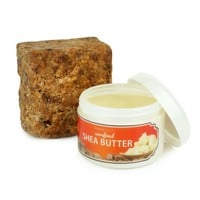 Coastal Scents: African Black Soap and Shea Butter Combo