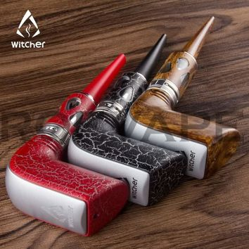 Electronic Cigarette Kit Original Rofvape Witcher Stalin Pipe Vaporizer Pen with 3ml Atomizer Built-in 18350 Battery 750mAh
