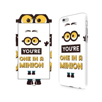 One In A Minion iPhone 6/6 Plus Skin