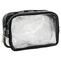 Soho Travel Bag, Clear, 1 bag