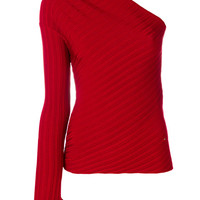 Esteban Cortazar one-sleeve Jumper - Farfetch
