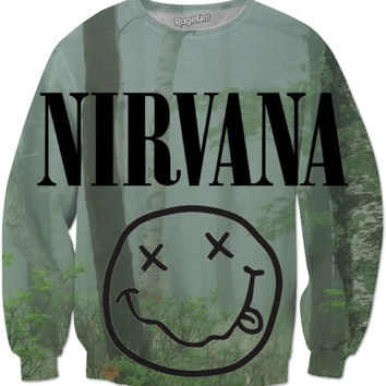 Nirvana Forest | Sweater