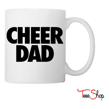Cheer Dad Coffee & Tea Mug