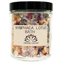 Nymphaea Goddess Lotus Bath