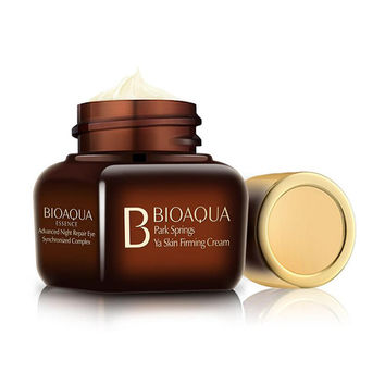 BIOAQUA Elastic Eye Cream Korea Remove Eye Wrinkles Dark Circle Eye Cream Anti Puffiness Skin Care Pulling Compact Eye Care