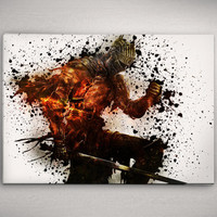 """Dark Souls 3 Poster Available in 23""""x33"""" Dark Souls Poster Buy 2 Get 3rd FREE Watercolor Game Print No620"""
