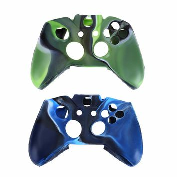 ALLOYSEED For Xbox One Newest Soft Silicone Protective Skin Case Cover for Xbox One Game Controller High Quality Game Accessory