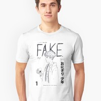 'fke' T-Shirt by kikkujo