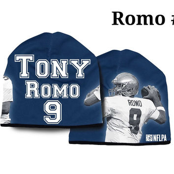 Dallas Cowboys Tony Romo Beanie  - Lightweight