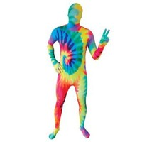 Morphsuits Premium Tie Dye L, Multi Color, Large