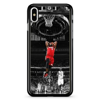 Lebron James Dunk iPhone X Case