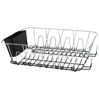Large Dish Rack in Chrome