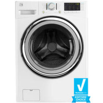 41382 4.3 cu. ft. Front-Load Washer w/Steam - White - Sears